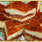 Балан бэлеше (пирог с калиной)