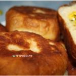 Сумса (пирожки) с яйцом