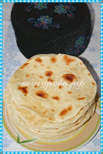 Юка (татарская лепешка)