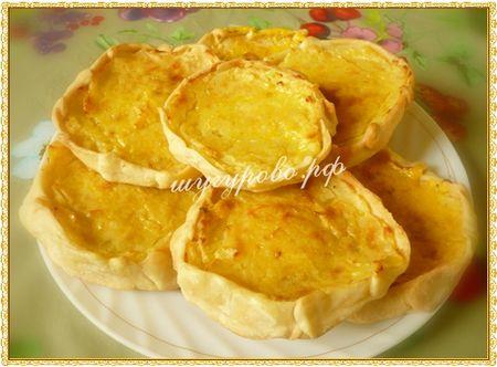 Пирэмэч с картошкой