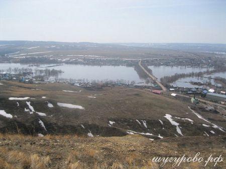 Весна в Шугурово