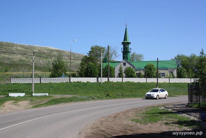 Шугурово -2012