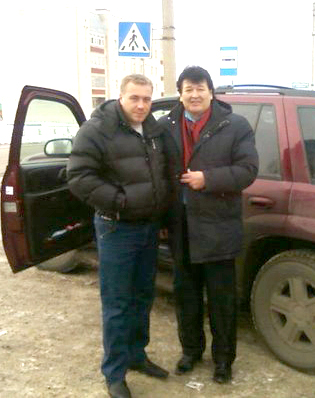 Фидан Гафаров и Айрат Шайхлисламов