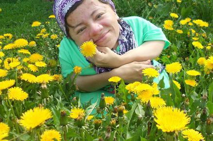 Лилия Салахутдинова - открытый и солнечный человек