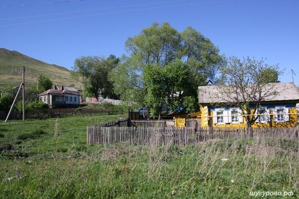 Шугурово деревня-13