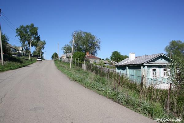 Шугурово деревня-14