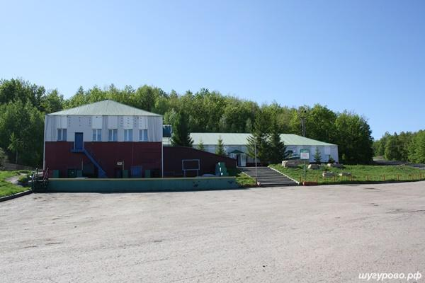 Шугурово деревня-16