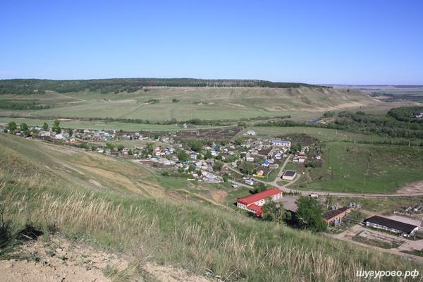 Шугурово деревня-17