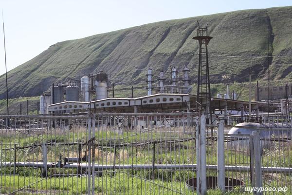 Шугурово, завод
