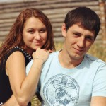Фирдус Тямаев и Резеда Ахметвалиева