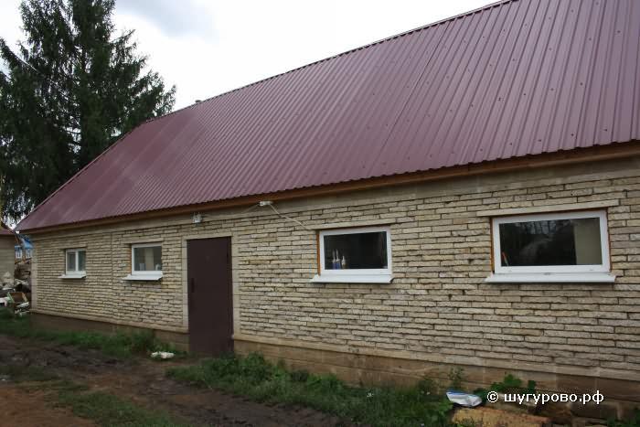 Красивый дом в деревне Шугурово Лениногорский район Построить