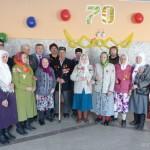 Вручение медалей в честь 70-летия Победы