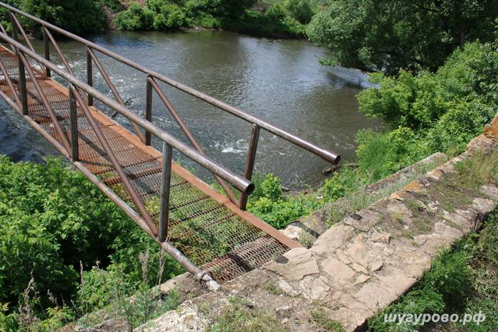 мост в иштеряке
