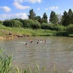 Озеро в Шугурово
