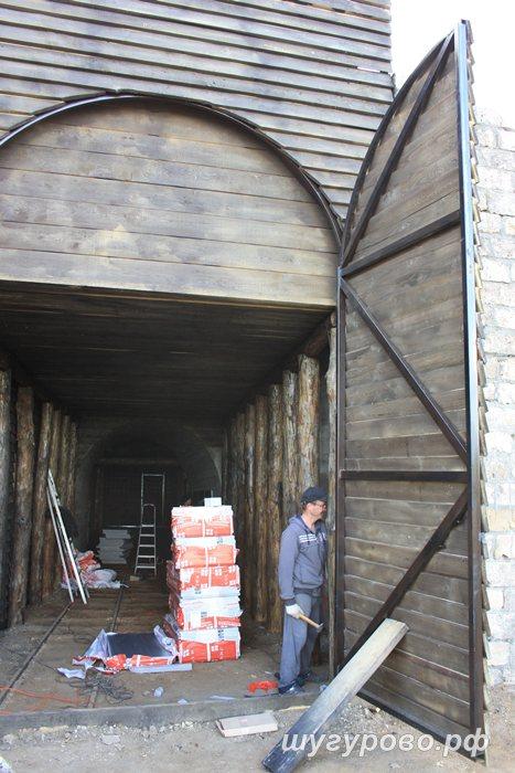 завод в шугурово