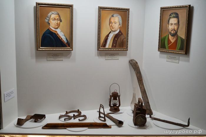 музей нефти в шугурово