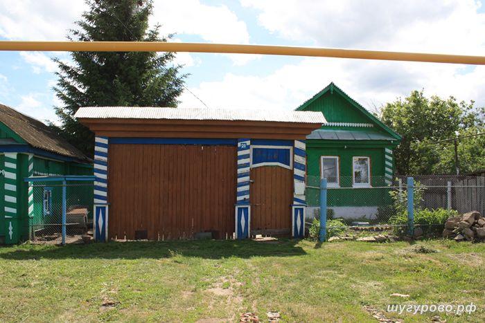 деревня шугурово