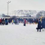 Зимний Сабантуй или проводы зимы 2016