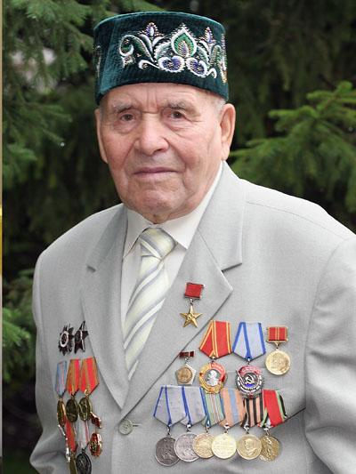 Шарифуллин Зиннат Галиуллович