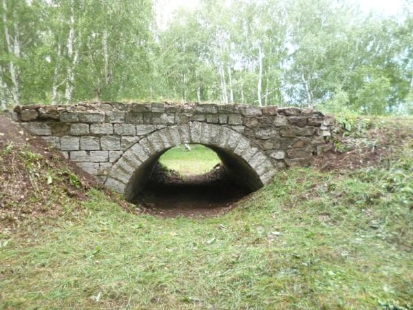 Мост Екатерининских времен